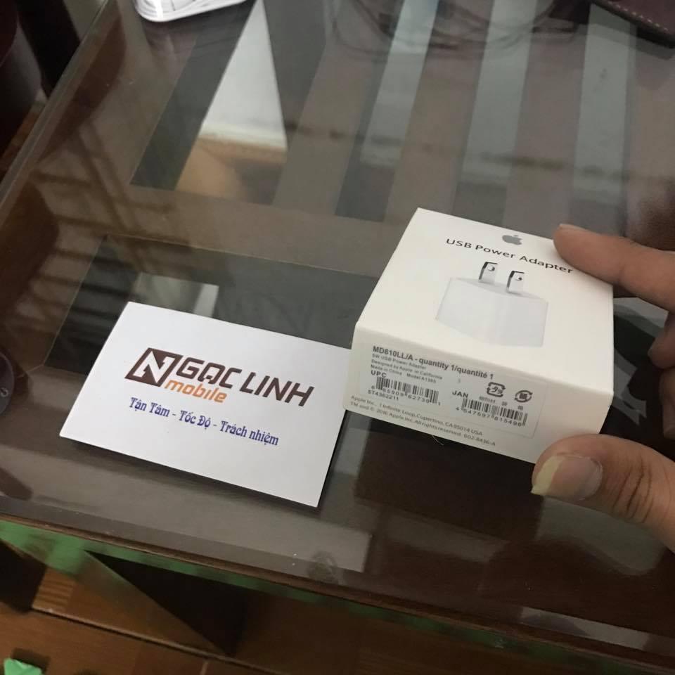 sạc chính hãng sạc chính hãng - Tại sao Ngọc Linh mobile tặng sạc chính hãng cho khách ?