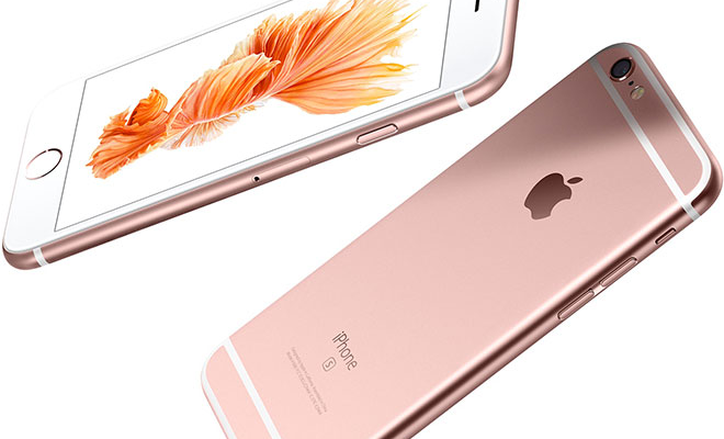 iPhone 6s Plus 16GB Gold Rose