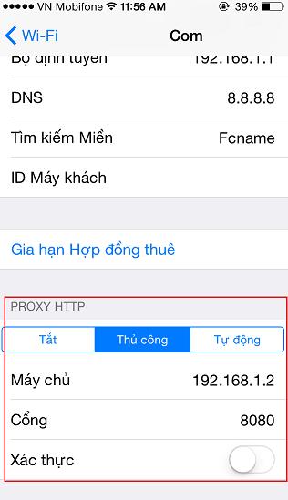 Cách vào facebook trên iPhone bằng proxy đơn giản cách vào facebook trên iPhone - Phòng sẵn ngày mưa gió đây là cách vào facebook trên iPhone