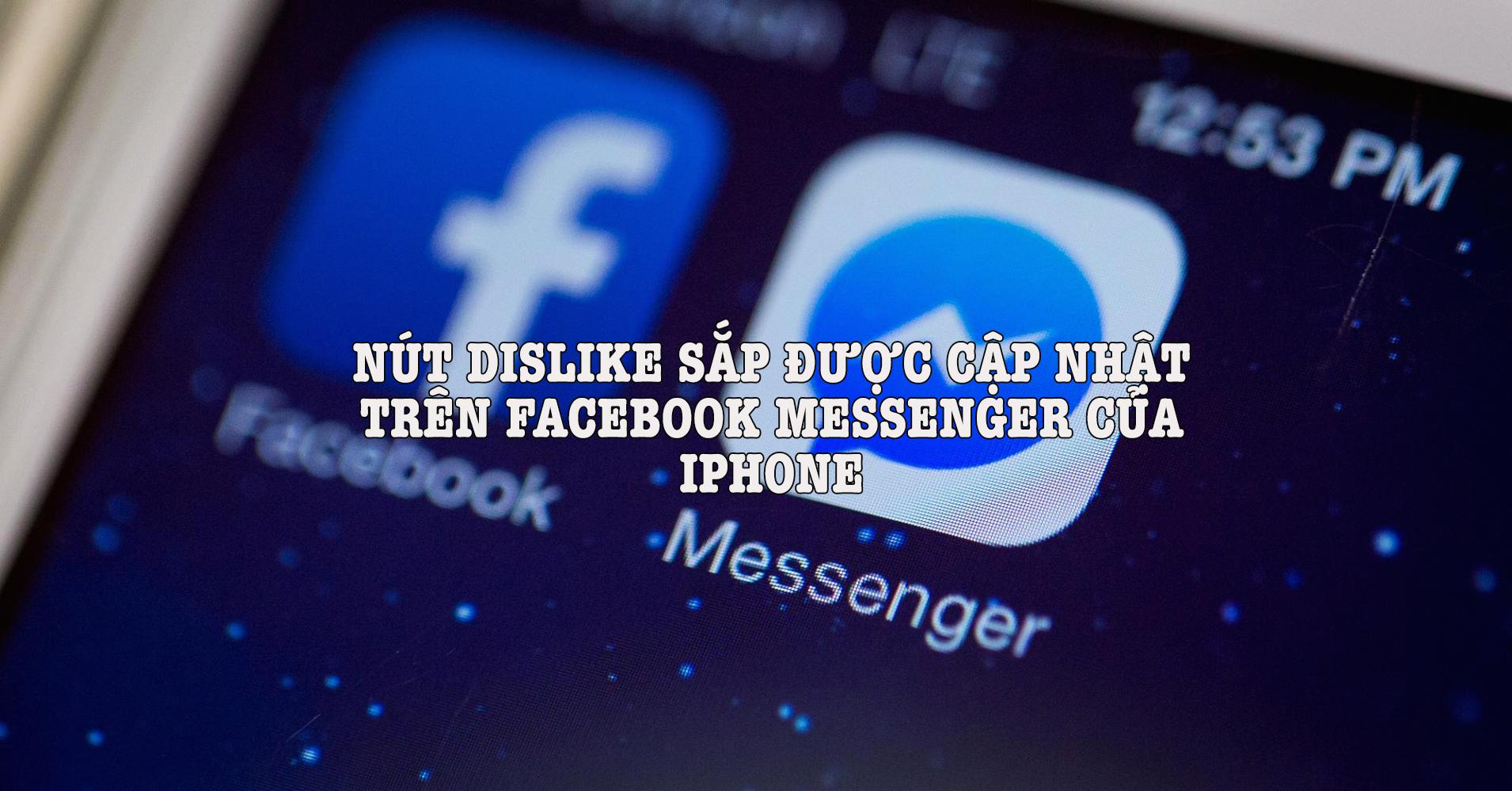 nút dislike trên iphone
