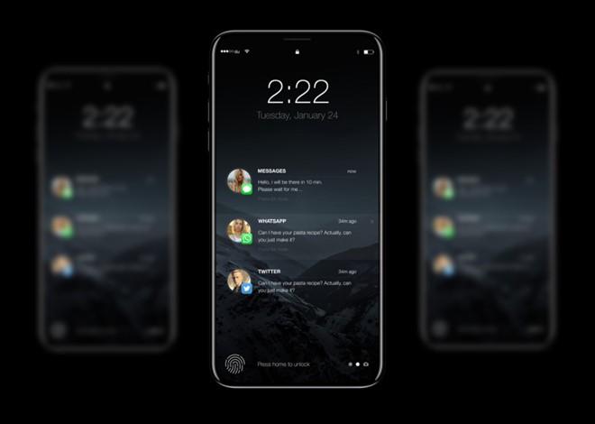 iPhone 8 sắp ra mắt được cho là một bước đột phá của Apple iPhone 8 - Đối với Apple iPhone 8 có ý nghĩa quan trọng thế nào?