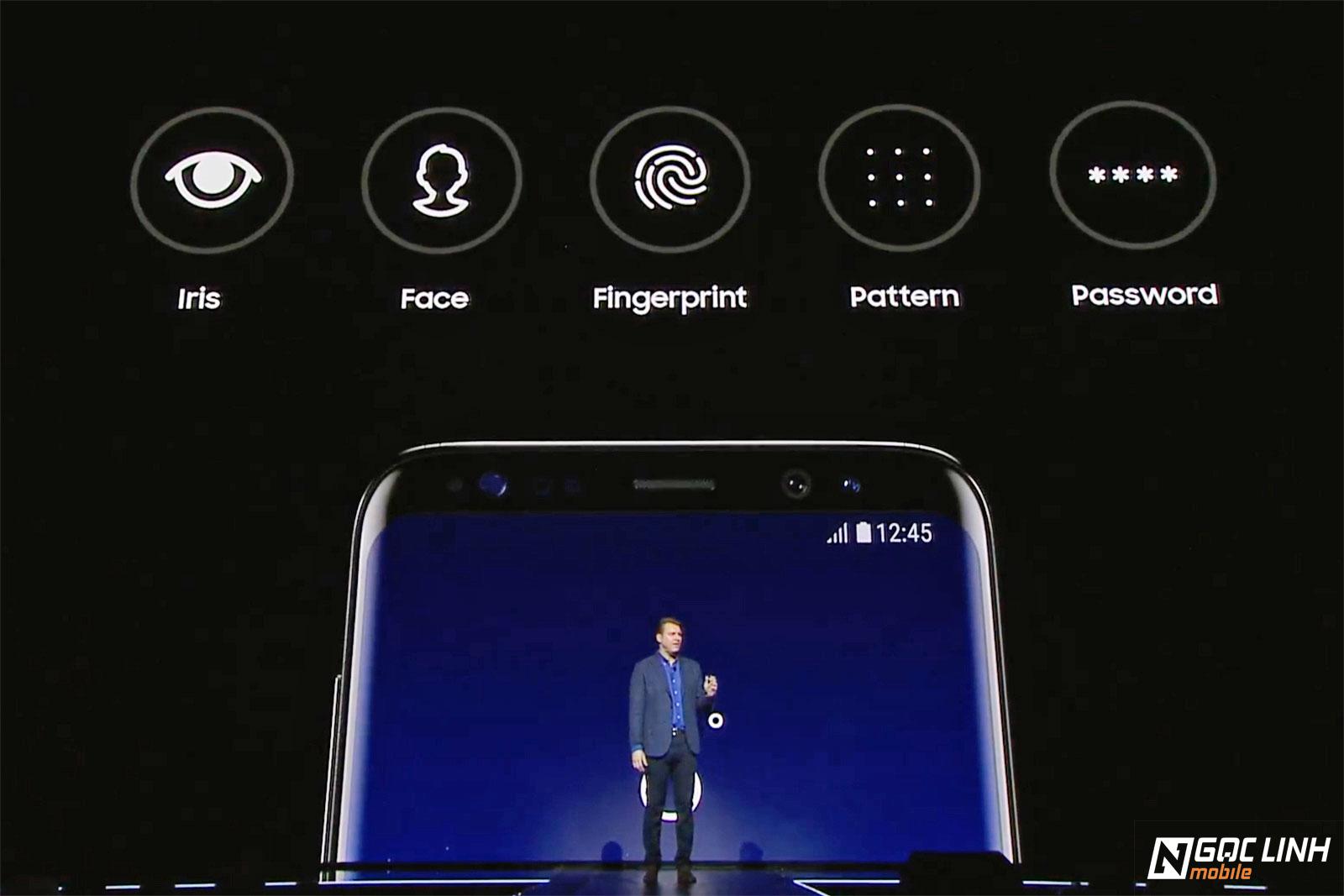 Samsung Galaxy S8 Samsung Galaxy S8 - Samsung Galaxy S8 và S8 plus chính thức ra mắt