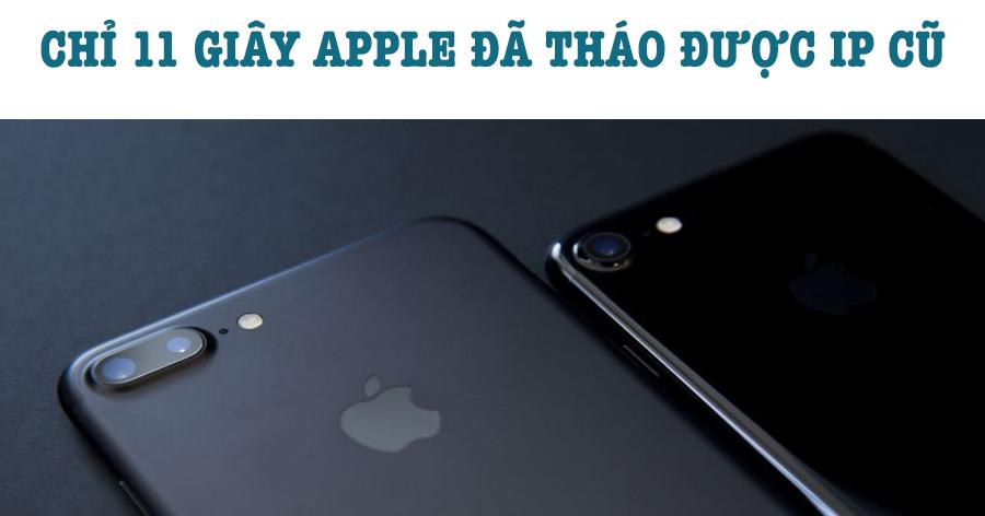 """Đây là cách những chiếc iPhone cũ hoặc hỏng hóc """"qua đời"""""""