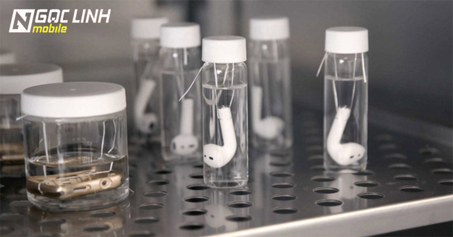 Apple nghiên cứu sản xuất mồ hôi có tác dụng cho iPhone ? Apple - Tại sao Apple lại nghiên cứu sản xuất mồ hôi nhân tạo?