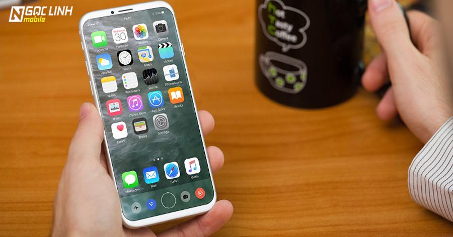 iPhone 8 năm nay được trang bị hàng loạt những công nghệ đột phá mới mẻ iPhone 8 - iPhone 8 phân biệt được cả anh em sinh đôi