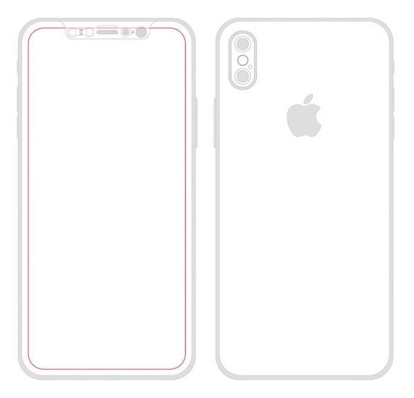 iphone 8 - iPhone 8 đã xuất hiện ngoài đời thật