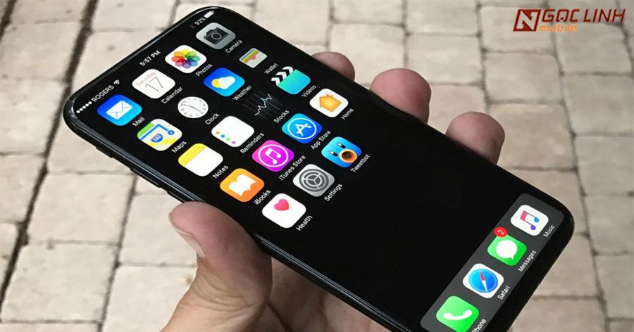 Thiết kế đẹp mắt dự kiến sẽ có trên iPhone 8  iPhone 8 - Sam Sung S8 còn lâu mới có những điều này mà iPhone 8 sẽ có