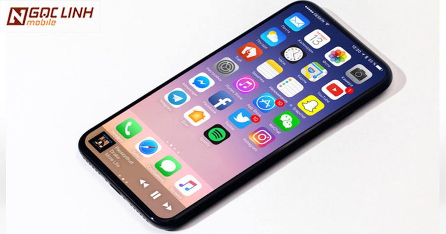 Thiết kế iPhone 8 được phác hoạ trên những thông tin rò rỉ gần đây của Apple  thiết kế iPhone 8 - Rò rỉ thiết kế iPhone 8 chính thức từ Apple