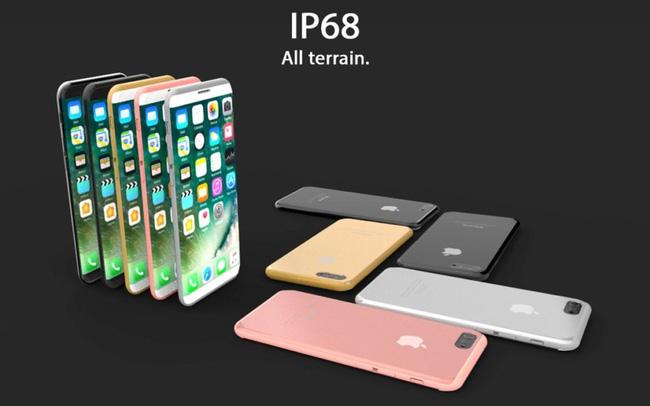 iphone x - iPhone X phiên bản mới đẹp đến rụng rời