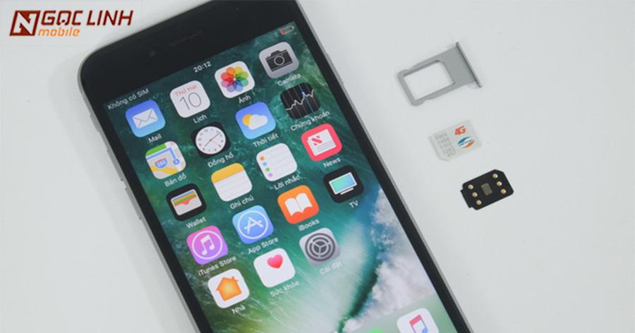 sim 4g thần thánh của iPhone lock sắp bị khoá iphone lock - Sim ghép thần thánh biến iPhone lock thành quốc tế sắp bị khoá