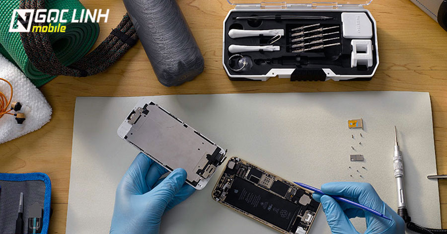 Nghề sửa chữa iPhone tại Việt Nam đang có nguy cơ bị cấm  sửa chữa iphone - Nghề sửa chữa iPhone tại Việt Nam đang có nguy cơ bị cấm