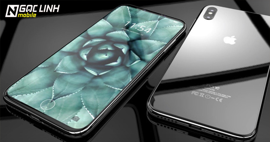 iPhone 8 - 4 lý do khiến iPhone 8 đắt cắt cổ nhưng người dùng vẫn háo hức