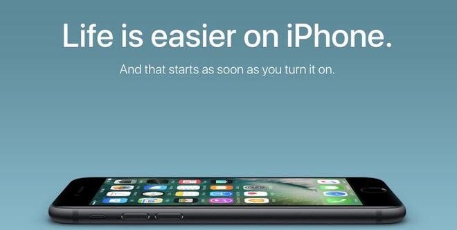 Cuộc sỗng sẽ bớt khó khăn hơn khi mua iPhone sử dụng mua iPhone - Cuộc sống sẽ bớt khó khăn hơn khi mua iPhone sử dụng