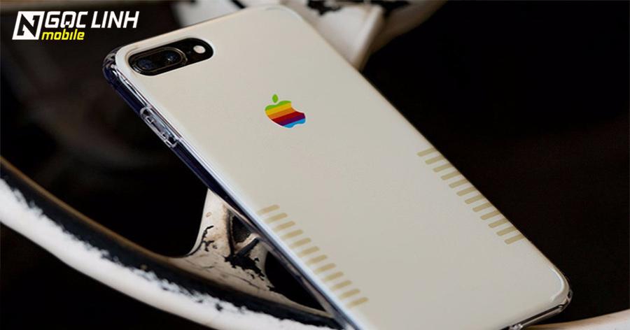 Cách tự thiết kế iPhone của bạn theo phong cách cổ điển iphone 7 - Cách tự thiết kế iPhone 7 của bạn theo phong cách cổ điển