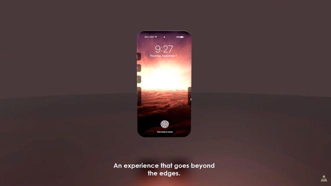 Đây là chiếc iPhone của tương lai 2030 xa vời  iPhone - Đây là chiếc iPhone của tương lai 2030 xa vời
