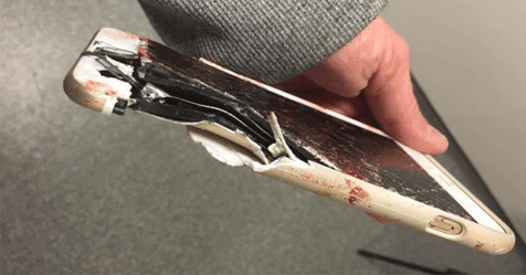 iPhone đã cứu mạng sống của một cô gái trong vụ đánh bom thảm thương