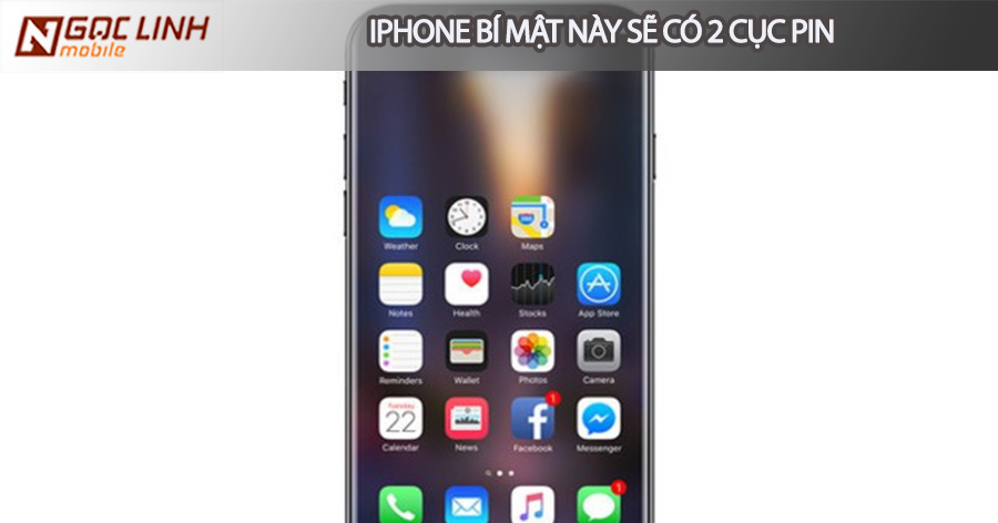 iPhone bí mật này sẽ có 2 cục pin? iphone - iPhone bí mật này sẽ có 2 cục pin?