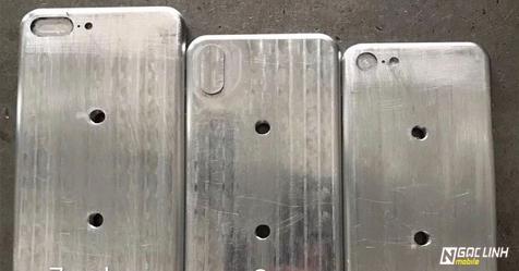 Khuôn đúc iPhone 8 đã xuất hiện có đến 3 kích thước khác nhau  iPhone 8 - Khuôn đúc iPhone 8 đã xuất hiện có đến 3 kích thước khác nhau