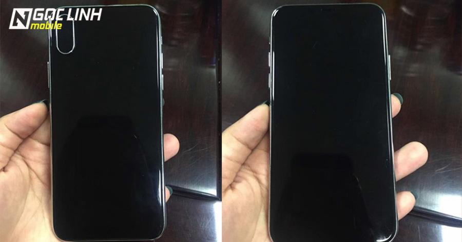 iPhone 8 - Trên tay iPhone 8 mới nhất dù chưa ra mắt