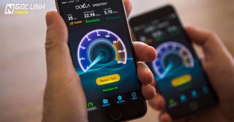 Tốc độ truy cập internet của iPhone cực nhanh nhờ công nghệ mới này