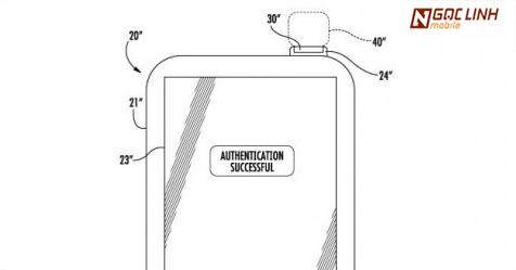 Cảm biến touch ID ở nút nguồn ư ? nghe vô lý nhưng iPhone 8 có thể có
