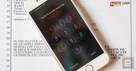 Kiếm cả triệu USD khi trộm dữ liệu trên iPhone