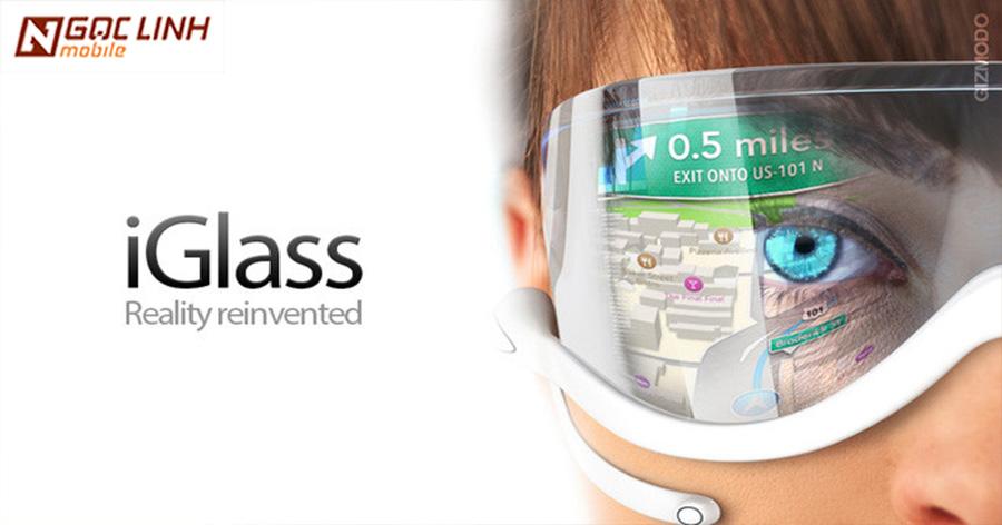 Thông tin mới nhất về iPhone 8 và kính iGlass của Apple