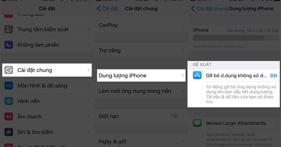 iphone - Cách tăng tốc iPhone đang chạy iOS 11 để khỏi giật lag