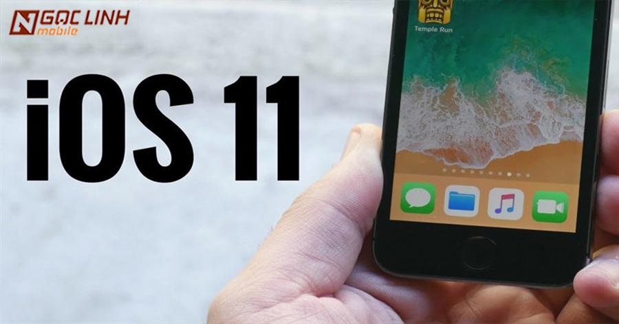Cách tăng tốc iPhone đang chạy iOS 11 để khỏi giật lag iphone - Cách tăng tốc iPhone đang chạy iOS 11 để khỏi giật lag