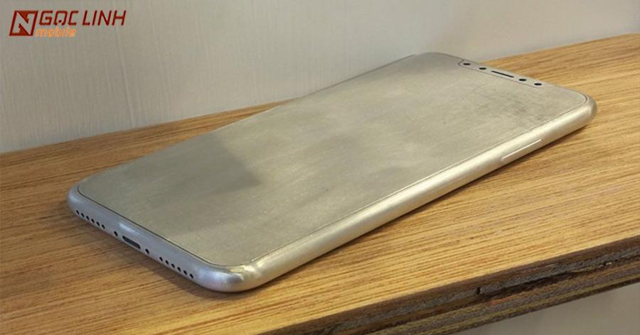 iPhone 8 được hé lộ qua thiết kế bộ khung này