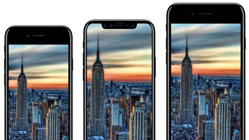 iPhone 8 sẽ sở hữu cấu hình khủng cao cấp nhất