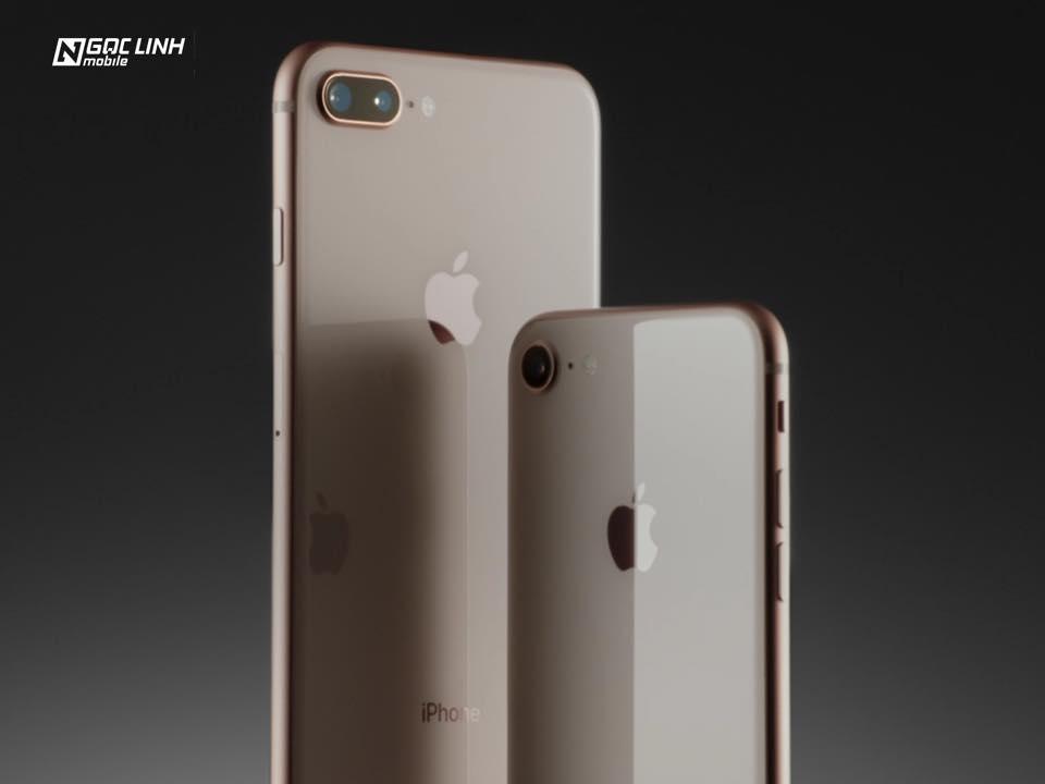 iphone 8 - Những điểm khác biệt cơ bản giữa iphone 8 và iphone X