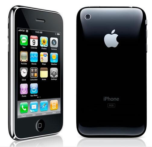 iphone 3Gs iphone - Xem lại hành trình công nghệ 10 năm của iphone