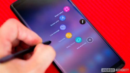Bút s pen galaxy note 8 - Galaxy Note 8 ra mắt hoành tráng tại Việt Nam