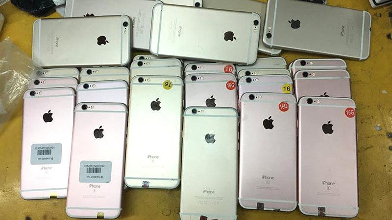 "iPhone Lock  iphone lock - Thị trường iPhone Lock ảm đạm sau sự cố ""Sim ghép"""