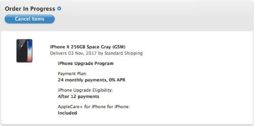 iPhone X  iphone x - Khách đặt hàng sẽ nhận được iPhone X sớm hơn