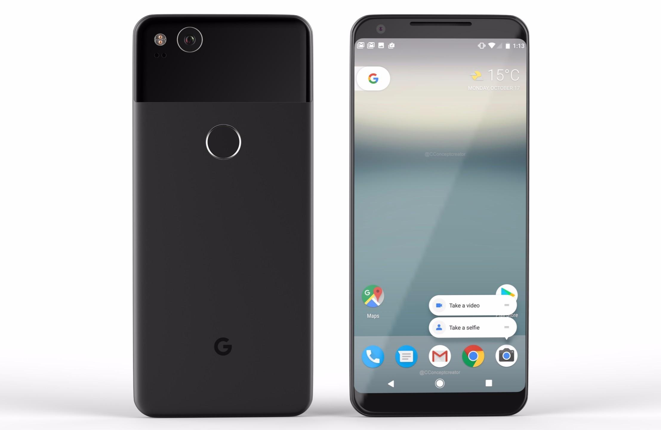 Pixel Pixel - Google ra Pixel mới có camera vượt xa iPhone 8