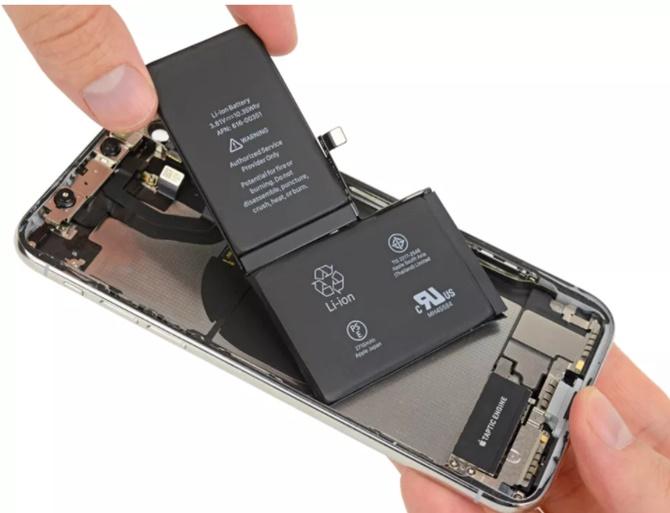"""bên trong iphone x - Khám phá sau khi """"mổ"""", bên trong iPhone X có gì ?"""
