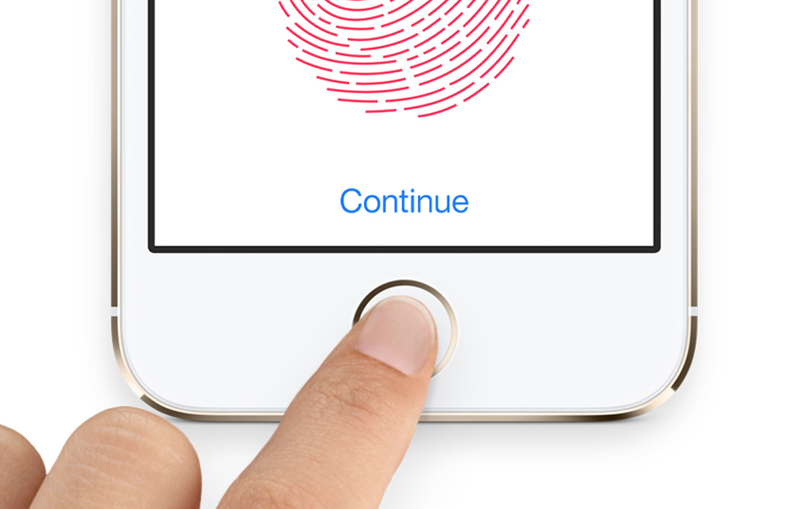 iphone mất vân tay - Có nên mua iphone mất vân tay ?