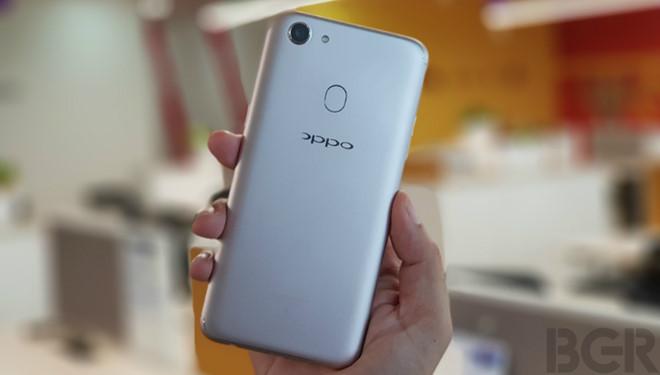 Oppo F5 Oppo F5 - Oppo F5 chính thức ra mắt tại Việt Nam giá 7 triệu đồng