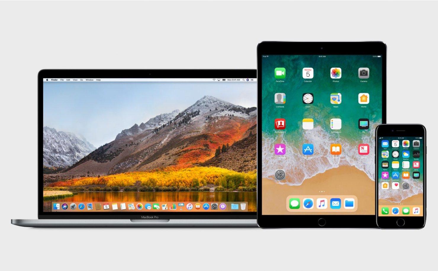 macOSvàiOS macosvàios - CEO Apple khẳng định macOS và iOS sẽ không hợp nhất