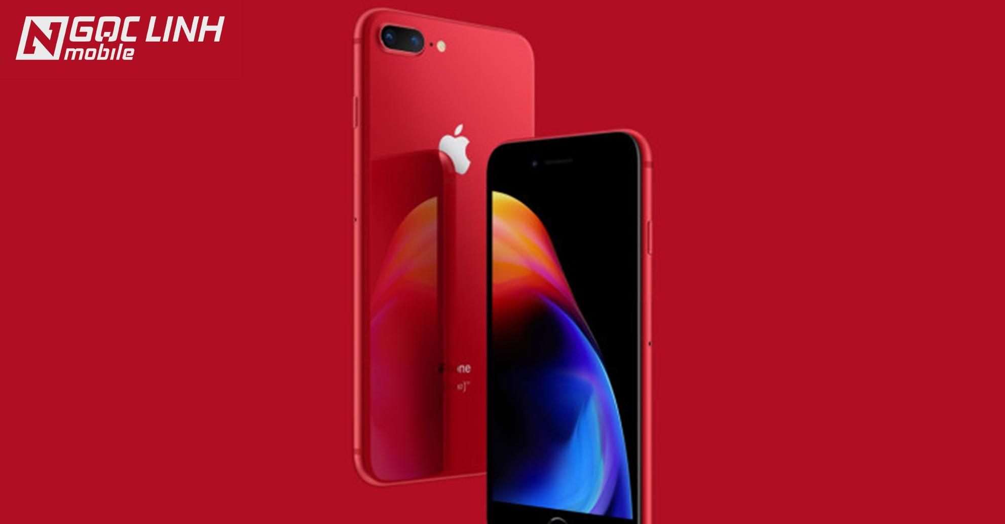 8 Plus RED 8 plus red - iPhone 8 và 8 Plus RED sẽ ra mắt vào ngày mai