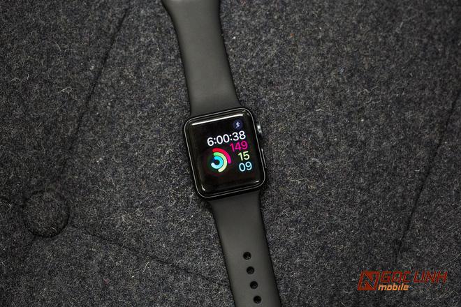 apple watch apple watch - Apple cho phép nhà phát triển bên thứ 3 thay đổi diện mạo Apple Watch