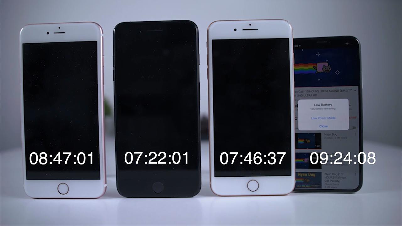 pin iphone pin iphone - Theo Bạn pin iPhone nào có thời lượng sử dụng lâu nhất ?