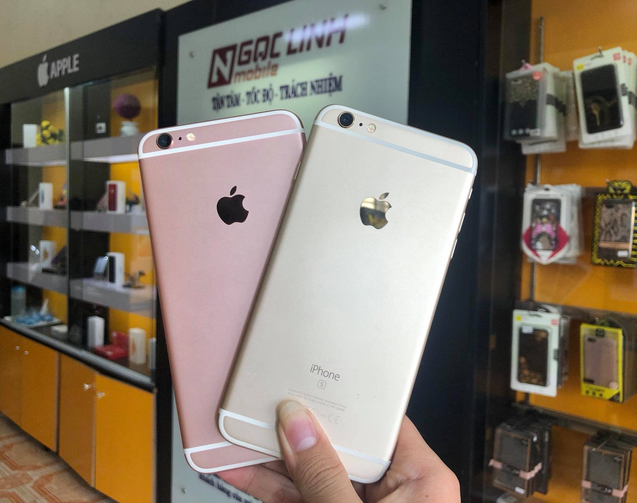iPhone 6s Plus 16GB, iphone hàng lướt  - iPhone 6s Plus 16GB