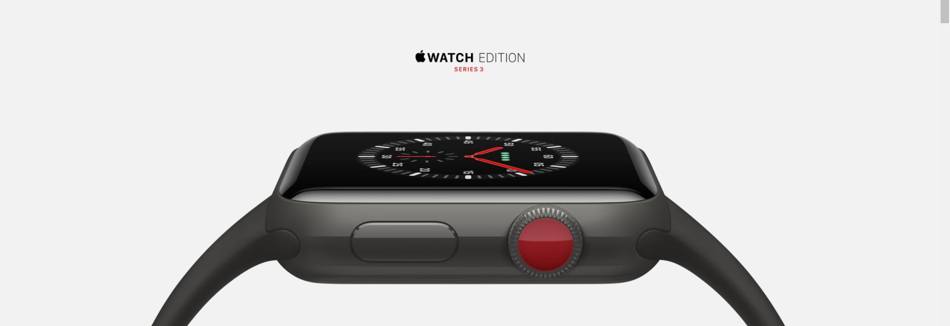 Apple Watch - Apple Watch LTE tân trang chính thức lên kệ