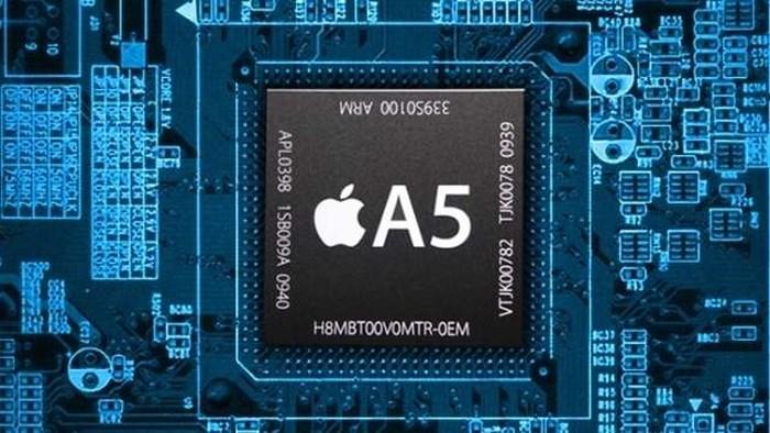 Apple A Series apple a series - Cùng nhìn lại dòng đời tiến hóa của chip di động Apple A Series