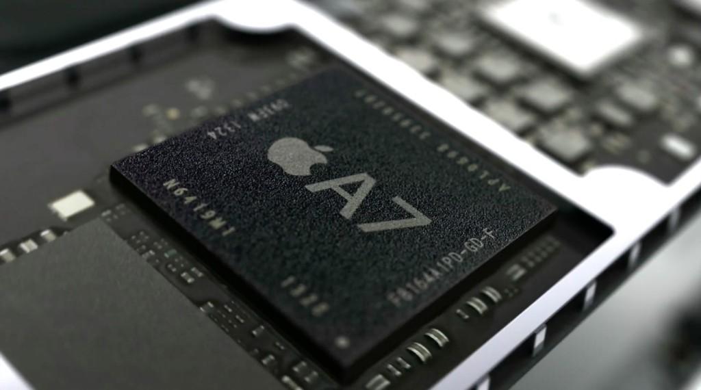 apple a series - Cùng nhìn lại dòng đời tiến hóa của chip di động Apple A Series