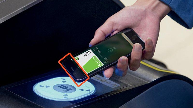 NFC trên iPhone NFC trên iPhone - NFC trên iPhone có thể dùng làm vé xe, chìa khóa