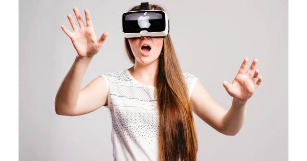 Apple kính thực thế ảo Kính thực tế ảo - Apple phát triển kính thực tế ảo độ nét lên đến 8K